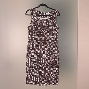 Calvin Klein Sleeveless Dress Sz 10